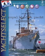 Royal Danish yacht -