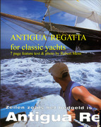 Antigua sail regatta